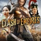 VO1687A  Clash Of Empires DVD Ancient Rome & China epic warring Stephen Rahman-Hughes