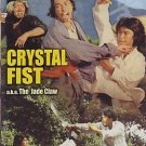 VO1690A  Crystal Fist the Jade Claw DVD Chinese Kung Fu Martial Arts action Billy Chong