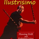 VD3024A  Kali Ilustrisimo #3 Flowing Fighting Filipino Martial Art DVD Ricketts & Galang