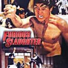 VO1716A  Furious Slaughter Kennt Kein Erbarmen DVD Chinese Kung Fu Jimmy Wang Yu