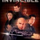 VO1729A  Mel Gibson & Jet Li's Invincible DVD martial arts action Billy Zane