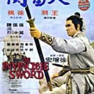 VO1732A  Invincible Sword DVD Kung Fu martial art Jimmy Wang Yu, Hsu Feng, Chang Yi