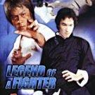 VO1749A  Legend Of A Fighter DVD Martial Arts Kung Fu Leung Kar Yan, Yasuaki Kurata