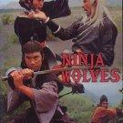 VO1760A  Ninja Wolves DVD Kung Fu Martial Arts action Chang Yi, Yueh Hua, Chan muk Chuen