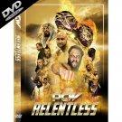 VO7603A  PCW Relentless DVD West Coast Pro Wrestling Action Almighty Shiek, Scorpio Sky