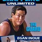VD3009A  Grappling Unlimited #1 Guard techniques DVD Egan Inoue mma brazilian jiu jitsu