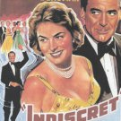 VD9106A  Indiscreet 1958 DVD Cary Grant, Ingrid Bergman, Cecil Parker