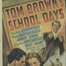 VD9107A  Tom Brown School Days DVD Cedric Hardwicke, Freddie Bartholomew, Jimmy Lydon