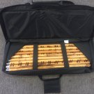 "XP9735A  Escrima Kali Arnis 30"" Padded Sticks Weapons Gear Bag Case storage carry"