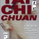 VD5518A  TAI CHI CHUAN #2 Fong Keen Square Form Part 2 DVD Tin Pang Lee yin yang tsui sai
