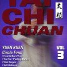 VD5519A  TAI CHI CHUAN #3 Yuen Kuen Circle Form  DVD Tin Pang Lee yin yang tsui sai