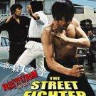 VO1771A  Return Of The Street Fighter DVD Sonny Chiba, Masafumi Suzuki