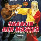 VO1783A  Shaolin Red Master aka Red Clothes Lama Kung Fu DVD Chi Kuan Chun, Tommy Lee