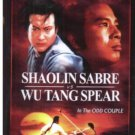 VO1784A  Shaolin Sabre Vs Wu Tang Spear The Odd Couple DVD Sammo Hung Lau Kar Wing