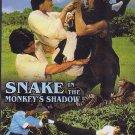 VO1800A  Snake in the Monkey's Shadow DVD John Cheung, Hau Chiu Sing, Pomson Shi kung fu