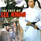 VO1806A  The Fate Of Lee Khan aka Ying Chun Ge Feng Bo DVD Li Lihua, Hsu Feng, Angela Mao