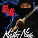 VO1818A  The Master Ninja Episodes 6-9 1984 DVD Martial Arts Action English dubbed