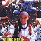 VO1840A  Young Hero Of Shaolin 2 DVD classic kung fu Shut Bo Wa, Chan Wing Ha