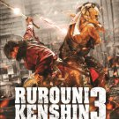 VO1053A Rurouni Kenshin The Legend Ends - Japanese Fantasy Martial Arts Action movie DVD