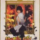 VO1056A Shaolin Girl Japanese HK style  Martial Arts Action movie DVD English subtitles