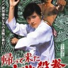 VO1059A Sister Street Fighter 3 the Return - Japanese Martial Arts movie DVD Sue Shihomi