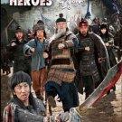VO1079A Battlefield Heroes - Korean Battle of Hwangsanbeol aftermath action movie DVD
