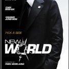 VO1097A New World - Korean Crime Adventure Suspense movie DVD 4.5 stars! subtitled