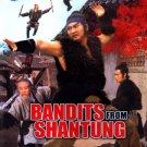 VO1121A Bandits from Shantung Sammo Hung - Hong Kong Kung Fu Classic movie DVD English