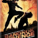 VO1122A Bangkok Revenge John Foo - Muay Thai Martial Arts Action movie DVD english