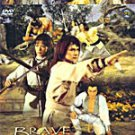 VO1127A Brave Archer 4 Kung Fu Warload Mysterious Island - HK Classic Martial Arts DVD