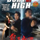 VO1135A Bury me High - Kung Fu Cult Classic Fantasy Action movie DVD subtitled