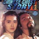 VO1140A Chinese Ghost Story 3 - Hong Kong Kung Fu Supernatural Action movie DVD English