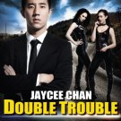 VO1155A Double Trouble - Action Comedy film stars Jaycee Chan (son of Jackie Chan) DVD