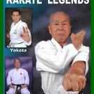 VD8182A  Masters Karate Legends #2 DVD Yamazaki Yokota Sakagami shotokan