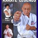VD8181A  Masters Karate Legends #2 DVD Kubota-Gosoku Yabe-Shotokan Del Saito-Shito Ryu