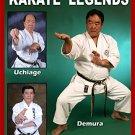 VD8180A  Masters Karate Legends #1 DVD Demura-Shito Ryu Uchiage-Goju Fujishima-Shotokan
