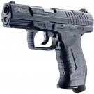 XP3280C-BLK  T4E Umarex .43cal Walther PPQ Paintball Pistol BLACK semi auto CO2 magazine