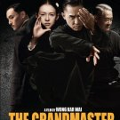 VO1861A  The Grandmaster Ip Man DVD Tony Leung, Zhang Ziyi, Hye-kyo English Subtitled