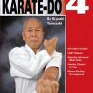 VD5539A  Shotokan Karate #4 Self Defense, Sochin, Chintei Unsu ++ DVD Kiyoshi Yamazaki