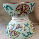 Imperial Russian Soviet Gardner Porcelain Pair of Bowls