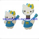 wholesale USB flash driver from 1GB to 64GB in hello kitty appearance 64GB FREE SHIPPING