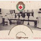 Antique JAPAN Postcard RED CROSS Nurses RUSSO-JAPANESE WAR #EMR5