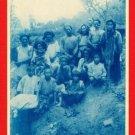 Old Postcard FORMOSA Taiwan Under Japanese Rule Savage People Labors #EF2