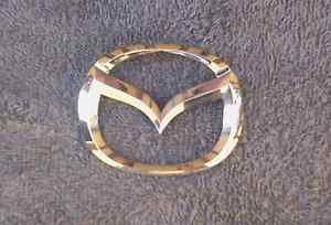 OEM Mazda Body/Dash/Trunk Emblem. 6.5cm