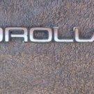 OEM Toyota Corolla Body/Dash/Trunk Emblem