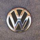 OEM Volkwagen, VW Body/Dash/Trunk Emblem. 9cm Type 2
