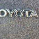 OEM Toyota Body/Dash/Trunk Emblem. 14cm Type 3