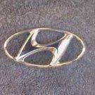 OEM Hyundai Body/Dash Emblem. 9cm