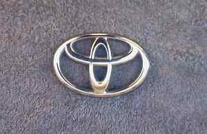 OEM Toyota Body/Dash/Trunk Emblem. 8.5cm