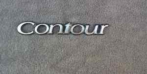 OEM Ford Contour Body/Dash Emblem